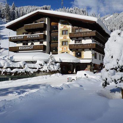 Rakousko - Zillertal na 3-12 dnů, snídaně v ceně