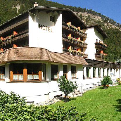 Rakousko - Tyrolsko na 2-3 dny, snídaně v ceně