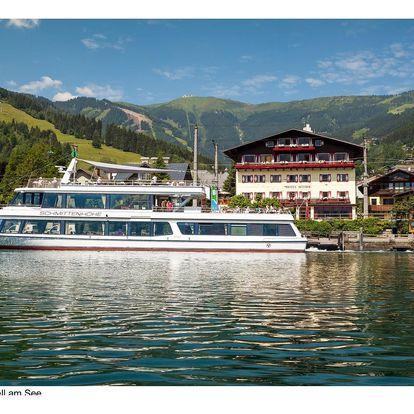 Rakousko - Kaprun - Zell am See na 4-9 dnů, snídaně v ceně