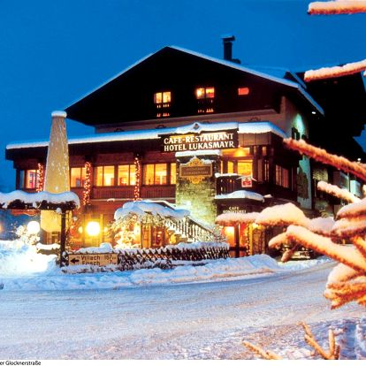 Rakousko - Kaprun - Zell am See na 3 dny, all inclusive