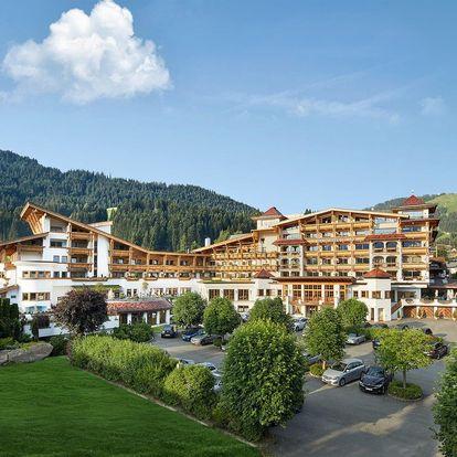 Rakousko - Brixental na 4-5 dnů, polopenze