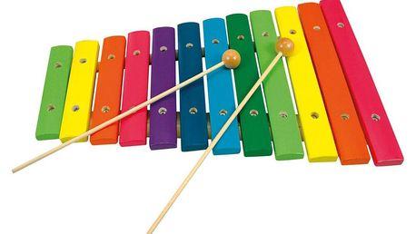 Bino Xylofon-12 tónů