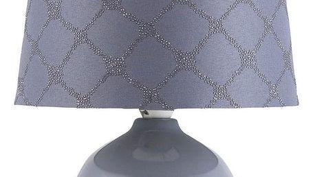 Rabalux 4381 Ellie stolní lampa, šedá