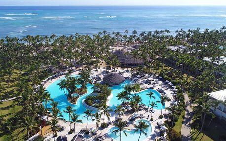 Dominikánská republika - Punta Cana letecky na 13 dnů, all inclusive