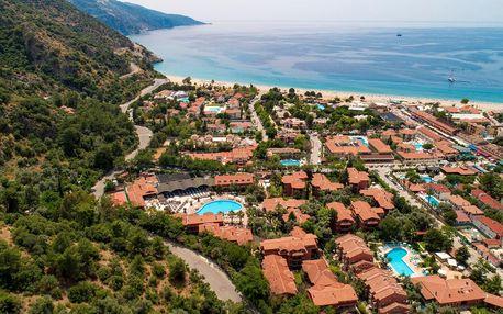 Turecko - Egejská riviéra letecky na 8-15 dnů, all inclusive