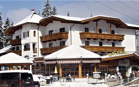Rakousko - Tyrolsko na 2 dny, polopenze