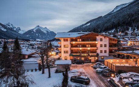 Rakousko - Tyrolsko na 9 dnů, polopenze