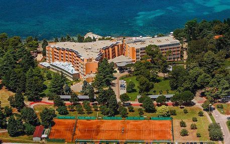 Chorvatsko - Umag na 6-12 dnů, polopenze