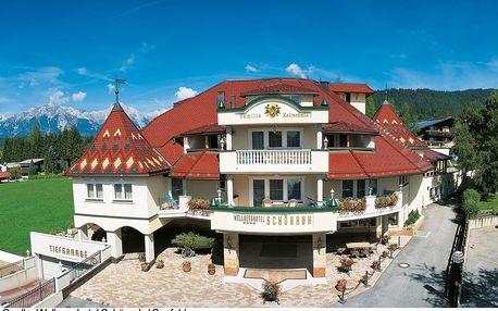 Rakousko - Seefeld na 2-3 dny, polopenze