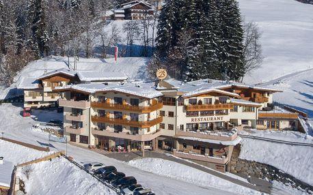 Rakousko - Brixental na 5-15 dnů, polopenze