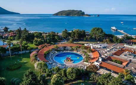 Černá Hora - Budva na 6-12 dnů, polopenze