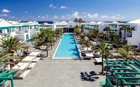 Španělsko - Lanzarote letecky na 7-15 dnů, polopenze