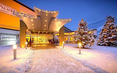 Rakousko - Bad Gastein na 2 dny, polopenze