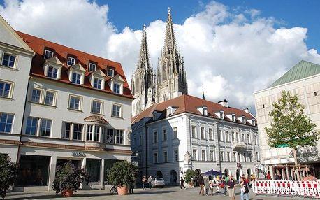 Německo autobusem na 4 dny, snídaně v ceně