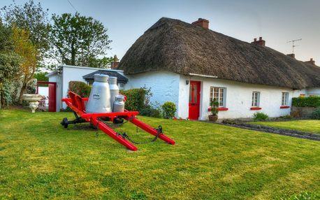 Irsko letecky na 6 dnů, snídaně v ceně