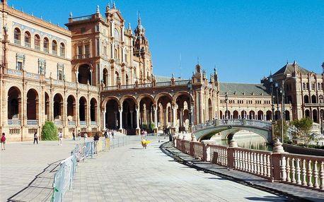 Španělsko letecky na 11 dnů, strava dle programu