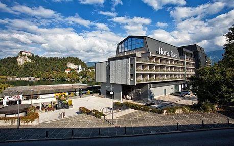 Slovinsko - Bled na 3-4 dny, polopenze