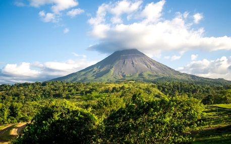 Kostarika letecky na 9 dnů, strava dle programu