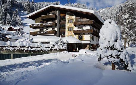 Rakousko - Zillertal na 3-15 dnů, snídaně v ceně