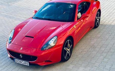 Jízda ve Ferrari F149 California