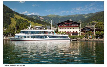Rakousko - Kaprun - Zell am See na 4-11 dnů, snídaně v ceně
