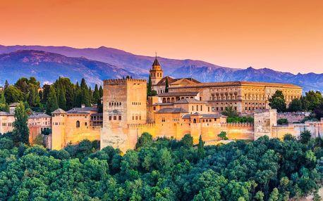 Španělsko - Costa del Sol letecky na 13 dnů, polopenze