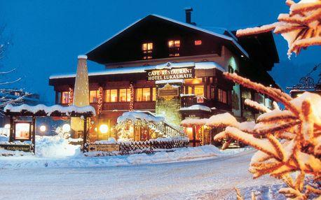 Rakousko - Kaprun - Zell am See na 3-5 dnů, all inclusive