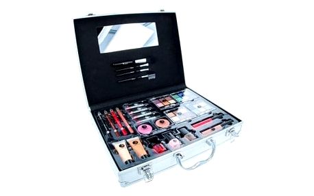 2K Beauty Unlimited Train Case 63,2 g dekorativní kazeta pro ženy