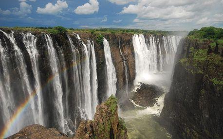 Jihoafrická republika letecky na 10 dnů, polopenze