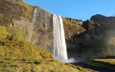 Island letecky na 6 dnů, snídaně v ceně