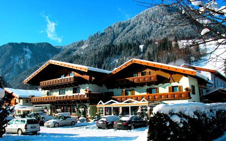 Rakousko - Kaprun - Zell am See na 3 dny, polopenze