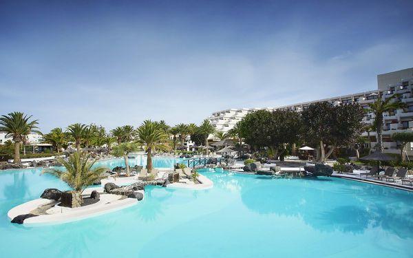 Hotel Melia Salinas, Lanzarote, letecky, snídaně v ceně2