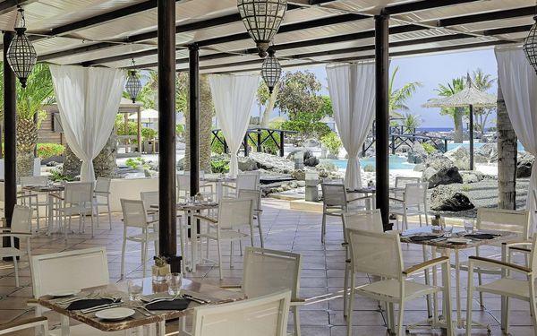 Hotel Melia Salinas, Lanzarote, letecky, snídaně v ceně3