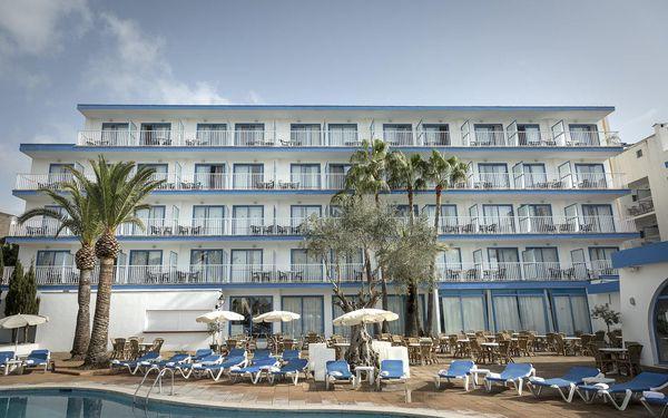 Hotel Ilusion Vista Blava, Mallorca, letecky, all inclusive2