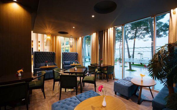 Hotel Albanian Star, Dürres, letecky, polopenze3