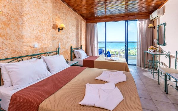 Hotel Mare Monte Beach, Kréta, letecky, all inclusive2