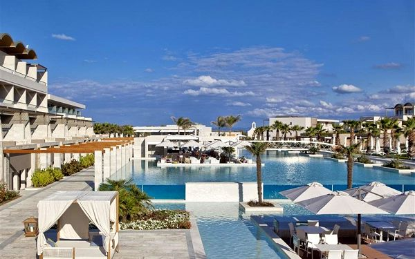 Hotel Avra Imperial Beach Resort & Spa, Kréta, letecky, polopenze2