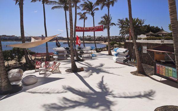 Hotel Melia Salinas, Lanzarote, letecky, snídaně v ceně4
