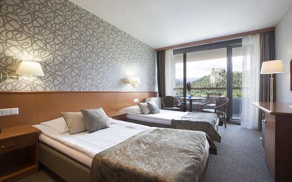 Hotel Park, Bled, vlastní doprava, polopenze2
