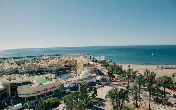 Hotel Alay, Andalusie, letecky, snídaně v ceně2