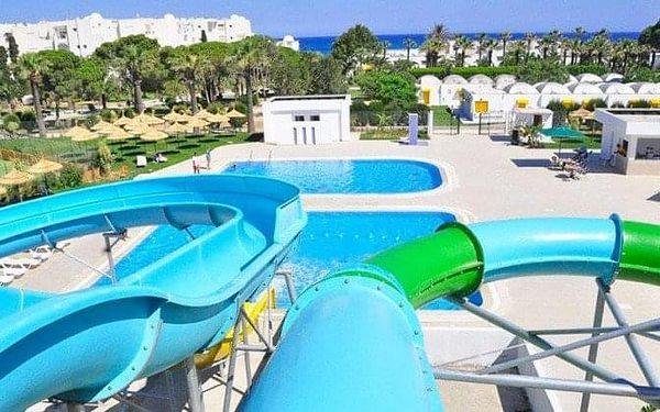 HOTEL HAMMAMET BEACH & AQUAPARK, Hammamet, Tunisko, Hammamet, letecky, all inclusive2