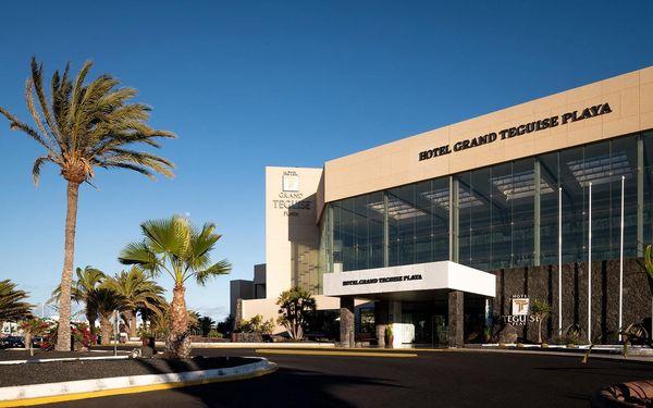 Hotel Gran Teguise Playa, Lanzarote, letecky, all inclusive3