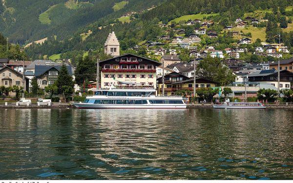 Hotel Seehof, Salzbursko, vlastní doprava, snídaně v ceně2