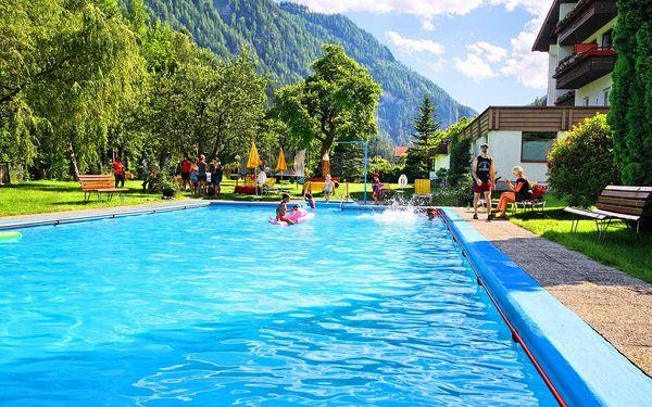 Hotel Kajetansbrücke, Tyrolsko, vlastní doprava, snídaně v ceně2