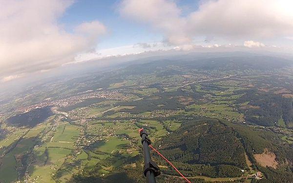 Tandem paragliding s videozáznamem2