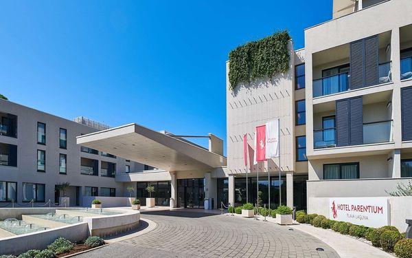 Hotel Laguna Parentium, Istrie, vlastní doprava, polopenze2