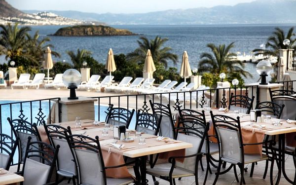 Hotel Yasmin Resort, Bodrum, letecky, all inclusive2