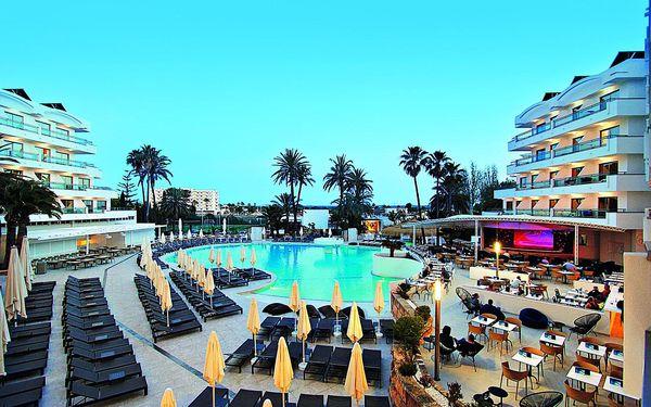 Hotel BG Rei del Mediterraneo Palace, Mallorca, letecky, polopenze2