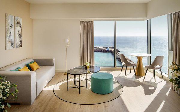 Hotel Arrecife Gran Hotel & Spa, Lanzarote, letecky, snídaně v ceně3