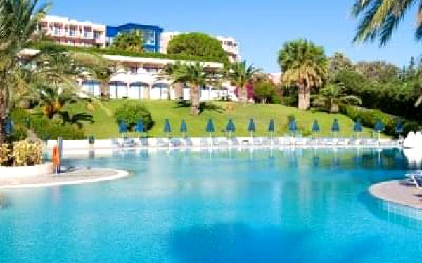 Hotel Kresten Palace, Rhodos, letecky, snídaně v ceně4